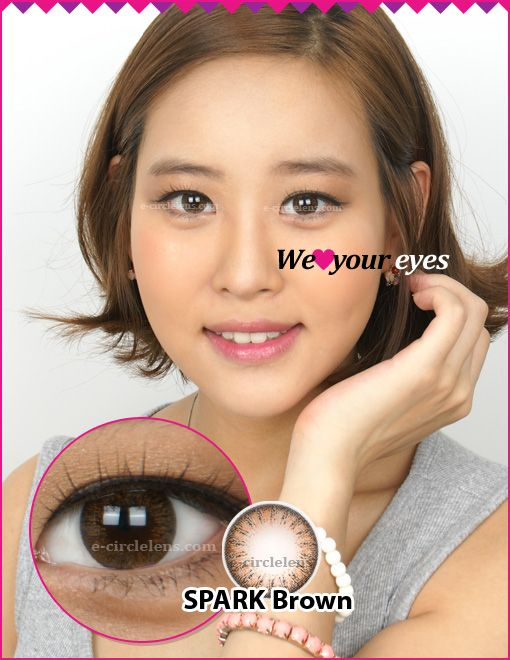 Gold Circle Toric Contact Lenses at e-circlelens.com