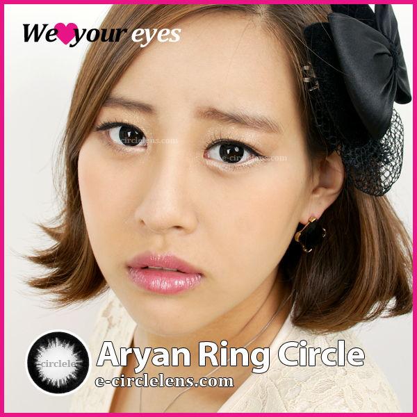 Black Color Lenses, Black Contacts, Balck Circle Lenses