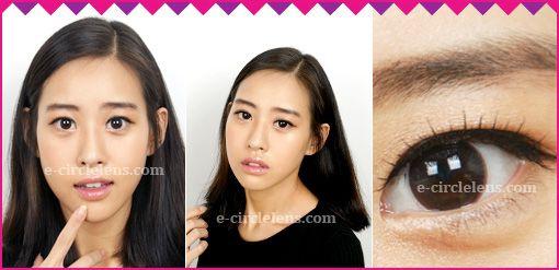 Magic Sue Contacts (Hyperopia)  at e-circlelens.com