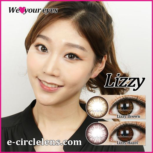 Lizzy Brown & Hazel at e-circlelens.com